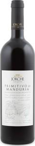 Antica Masseria Jorche Primitivo Di Manduria 2012, Dop Bottle