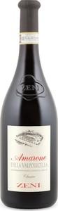 Zeni Amarone Della Valpolicella Classico 2013, Docg Bottle