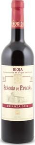 Señorío De P. Peciña Crianza 2012, Doca Rioja Bottle