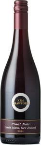 Kim Crawford South Island Pinot Noir 2016, Marlborough Bottle