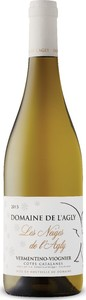 Les Neiges De L'agly Vermentino/Viogner 2013, Igp Côtes Catalanes Bottle