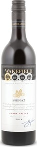 Wakefield Shiraz 2016, Clare Valley Bottle
