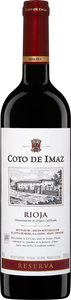 Coto De Imaz Reserva 2012, Doca Rioja Bottle