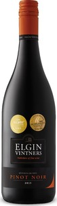 Elgin Vintners Pinot Noir 2013, Wo Elgin Bottle