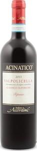 Stefano Accordini Acinatico Ripasso Valpolicella Classico Superiore Doc 2015 Bottle