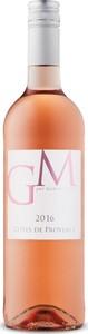 Gabriel Meffre G M 2016, Cotes De Provence Bottle