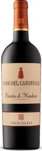 Passo Del Cardinale Primitivo Di Manduria 2014, Doc Bottle
