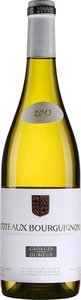 Georges Duboeuf Coteaux Bourguignons Blanc 2013 Bottle