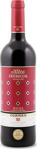 Torres Altos Ibéricos Crianza 2014, Doca Rioja Bottle