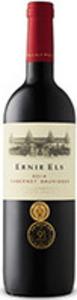 Ernie Els Cabernet Sauvignon 2014, Wo Stellenbosch Bottle