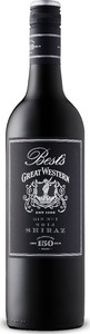 Best's Bin No. 1 Shiraz 2014, Great Western, Victoria Bottle