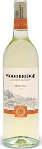 Woodbridge By Robert Mondavi Moscato 2016, California Bottle