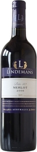 Lindemans Bin 40 Merlot 2015 Bottle