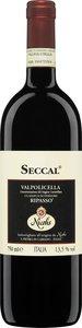Nicolis Seccal Ripasso Valpolicella Classico Superiore Doc 2013 Bottle