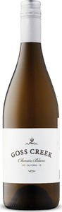 Goss Creek Chenin Blanc 2015 Bottle