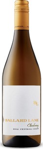 Ballard Lane Chardonnay 2014, Central Coast Bottle