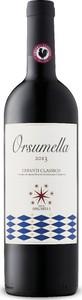 Orsumella Chianti Classico 2013, Docg Bottle