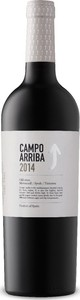 Campo Arriba Old Vines Monastrell/Syrah/Tintorera 2014, Do Yecla Bottle