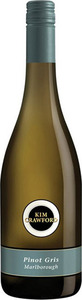 Kim Crawford Marlborough Pinot Gris 2016 Bottle