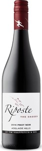 Riposte The Dagger Pinot Noir 2016, Adelaide Hills Bottle