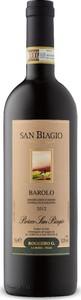 San Biagio Di Roggero Bricco Barolo 2012, Docg Bottle