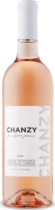 Chanzy Vin De Provence Coteaux Varois 2016, Ac Bottle