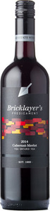 Colio Bricklayer's Predicament Cabernet Merlot 2016, Ontario VQA Bottle