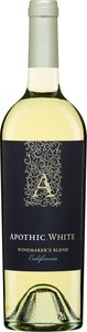 Apothic White Winemakers Blend 2015, California Bottle