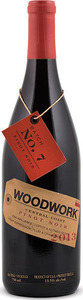 Woodwork Pinot Noir 2015, Central Coast Bottle