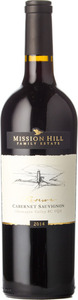 Mission Hill Reserve Cabernet Sauvignon 2015 Bottle