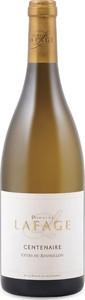 Domaine Lafage Cuvée Centenaire 2016, Ac Côtes Du Roussillon Bottle