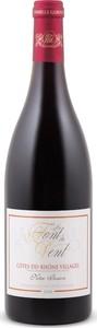 La Font Du Vent Notre Passion Côtes Du Rhône Villages Signargues 2015, Ap Bottle