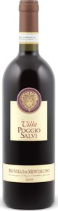 Villa Poggio Salvi Brunello Di Montalcino 2011 Bottle