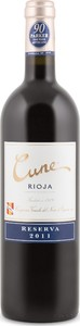 Cune Reserva 2012, Doc Rioja Bottle