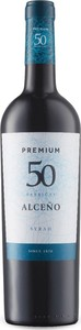 Alceño Premium 50 Barricas Syrah 2014, Do Jumilla Bottle
