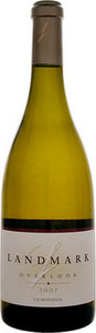 Landmark Overlook Chardonnay 2014, Sonoma County Bottle