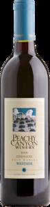 Peachy Canyon Westside Zinfandel 2014, Paso Robles Bottle