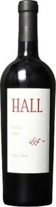 Hall Merlot 2014, Napa Valley Bottle