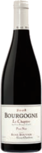 René Bouvier Le Chapitre Bourgogne 2014, Ac Bottle
