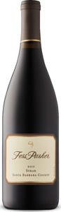 Fess Parker Syrah 2013, Santa Barbara County Bottle