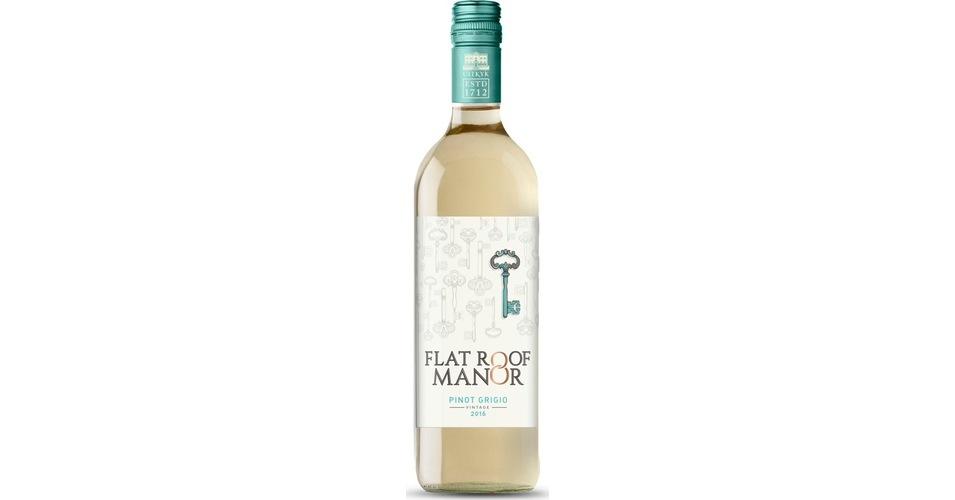 Flat Roof Manor Pinot Grigio 2017 Expert Wine Ratings