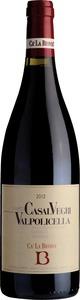 Ca' La Bionda Valpolicella Classico Superiore Doc Campo Casal Vegri 2014 Bottle
