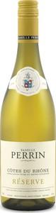 Perrin & Fils Réserve Côtes Du Rhône Blanc 2015 Bottle