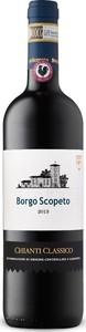 Borgo Scopeto Chianti Classico 2014, Docg Bottle