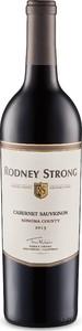 Rodney Strong Cabernet Sauvignon 2014, Sonoma County Bottle