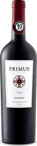 Primus Carmenère 2015, Colchagua Valley Bottle
