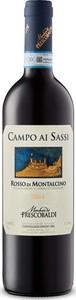 Marchesi De' Frescobaldi Campo Ai Sassi Rosso Di Montalcino 2015, Doc Bottle