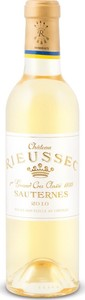 Chateau Rieussec 2010, Sauternes (375ml) Bottle