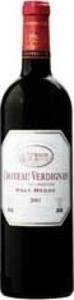 Château Verdignan 2005, Ac Haut Médoc Bottle