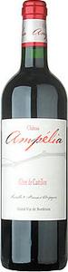 Château Ampelia 2015, Ac Côtes De Castillon Bottle